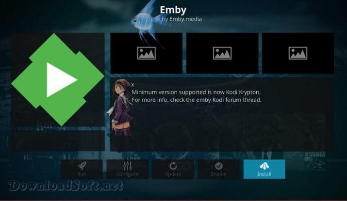 تحميل Emby Server لإدارة مكتبات الوسائط الشخصية مجانا