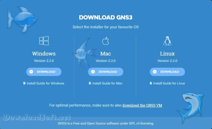 Download GNS3 Graphical Network Simulator for Windows & Mac