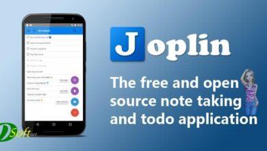 Download Joplin Note-Taking Software Free