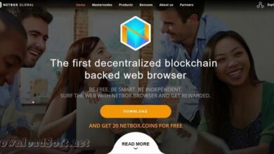 Download Netbox Browser Free