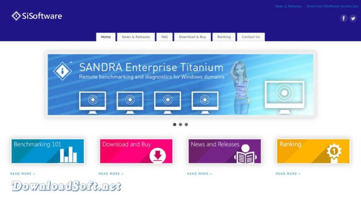 Download SiSoftware Sandra Lite Free Hardware Analysis Tool