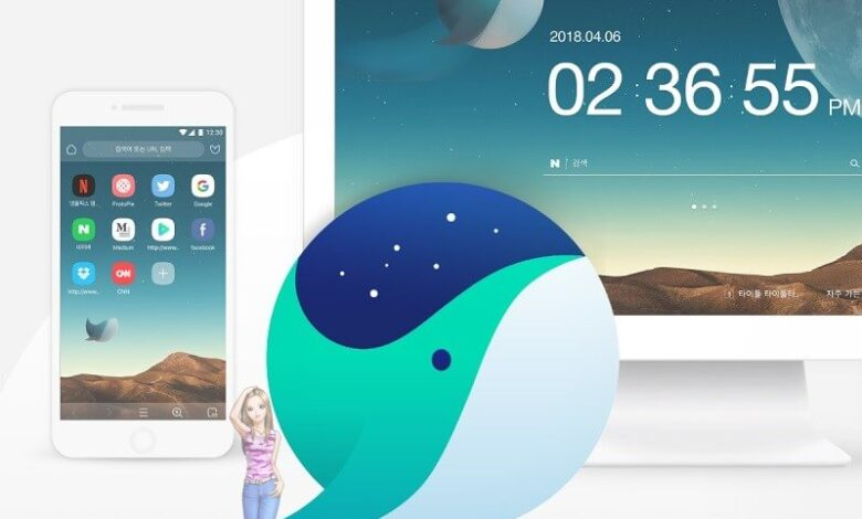 Download Whale Browser Completely Free