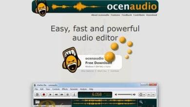 Download Ocenaudio Free Open Source