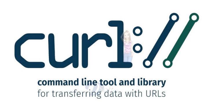 تحميل cURL أداة سطر الأوامر والمكتبة لنقل البيانات مجانا